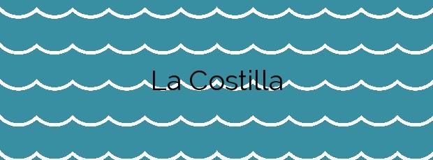 Información de la Playa La Costilla en Rota
