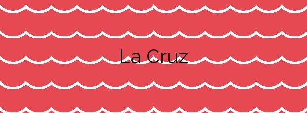 Información de la Playa La Cruz en Yaiza