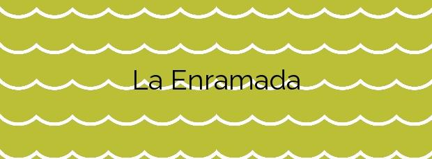 Información de la Playa La Enramada en Güímar
