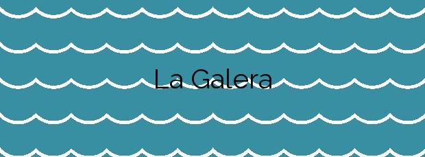 Información de la Playa La Galera en Estepona