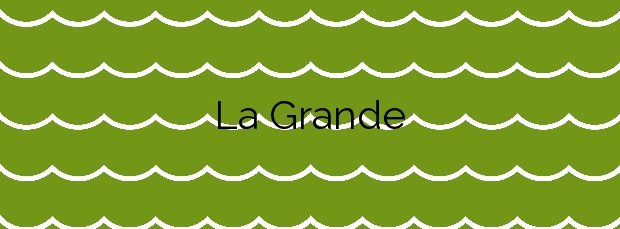 Información de la Playa La Grande en Tapia de Casariego