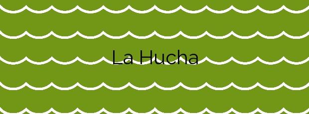 Información de la Playa La Hucha en Arteixo