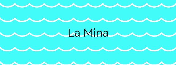 Información de la Playa La Mina en L'Alfàs del Pi