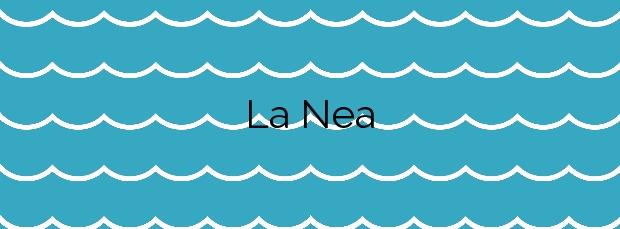 Información de la Playa La Nea en El Rosario