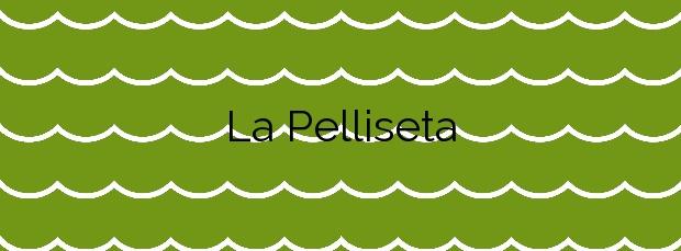 Información de la Playa La Pelliseta en Roda de Barà