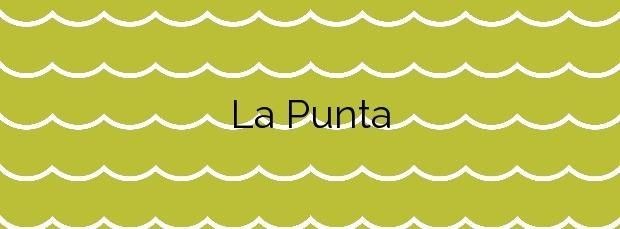 Información de la Playa La Punta en Roses