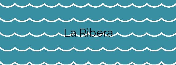 Información de la Playa La Ribera en Ceuta