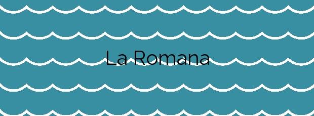 Información de la Playa La Romana en Alcalà de Xivert