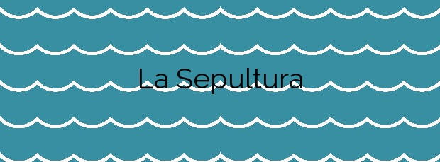 Información de la Playa La Sepultura en Vallehermoso