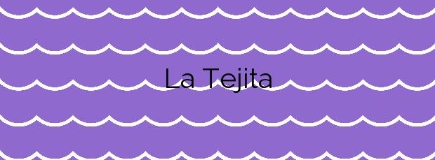 Información de la Playa La Tejita en Granadilla de Abona