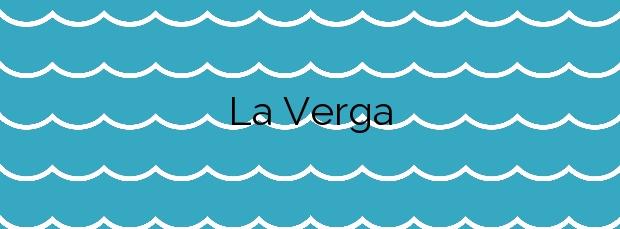 Información de la Playa La Verga en Mogán