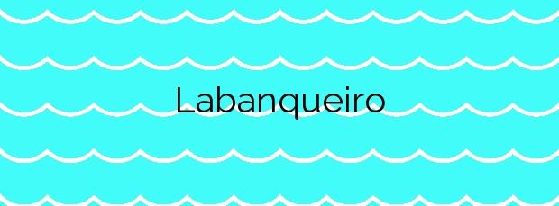 Información de la Playa Labanqueiro en A Illa de Arousa