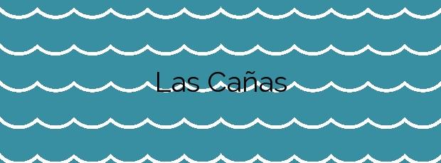 Información de la Playa Las Cañas en Sorvilán