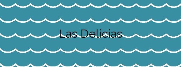 Información de la Playa Las Delicias en Águilas