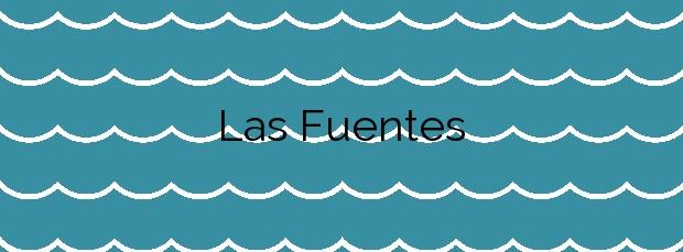 Información de la Playa Las Fuentes en Alcalà de Xivert