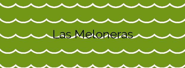 Información de la Playa Las Meloneras en San Bartolomé de Tirajana