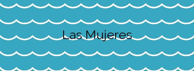 Información de la Playa Las Mujeres en Buenavista del Norte