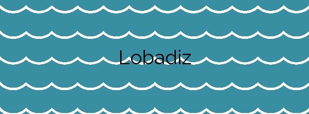 Información de la Playa Lobadiz en Ferrol