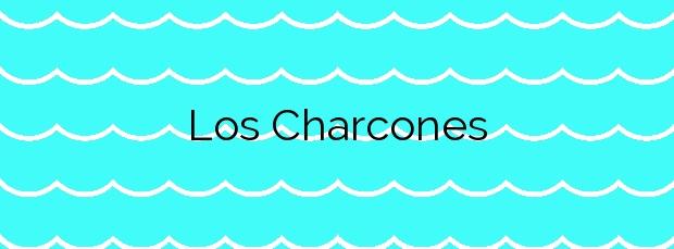 Información de la Playa Los Charcones en Arucas