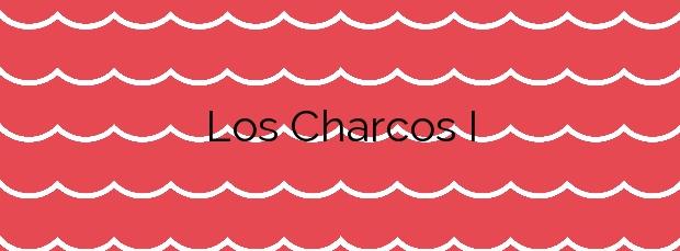 Información de la Playa Los Charcos I en La Oliva