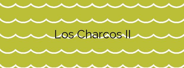 Información de la Playa Los Charcos II en La Oliva