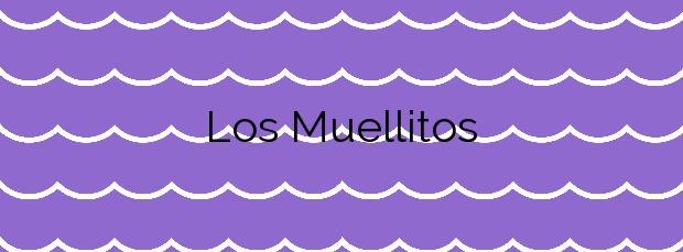 Información de la Playa Los Muellitos en Las Palmas de Gran Canaria
