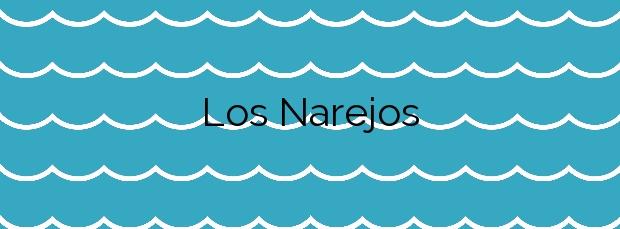 Información de la Playa Los Narejos en Los Alcázares