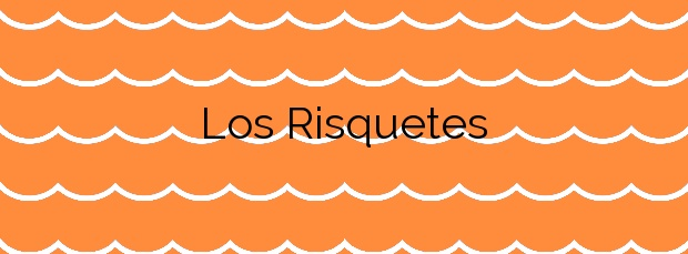 Información de la Playa Los Risquetes en Tinajo