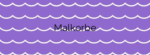 Información de la Playa Malkorbe en Getaria