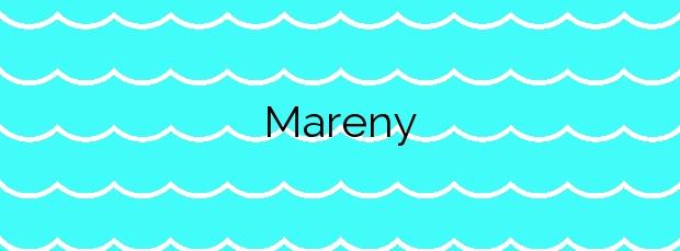 Información de la Playa Mareny en Tavernes de la Valldigna