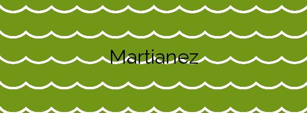 Información de la Playa Martianez en Puerto de la Cruz