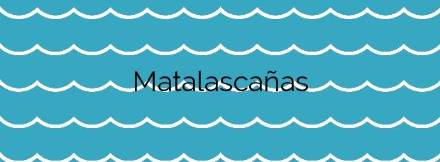 Información de la Playa Matalascañas en Almonte