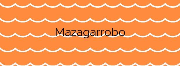 Información de la Playa Mazagarrobo en Torrox