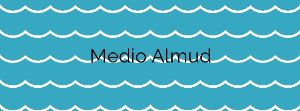 Información de la Playa Medio Almud en Mogán
