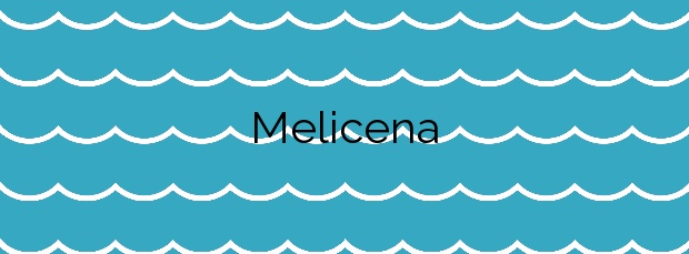 Información de la Playa Melicena en Sorvilán