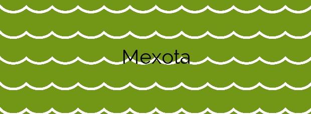 Información de la Playa Mexota en Tapia de Casariego