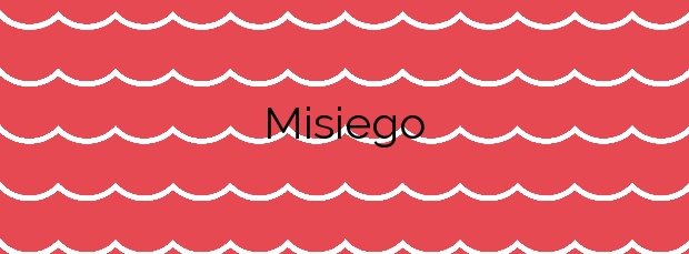 Información de la Playa Misiego en Villaviciosa