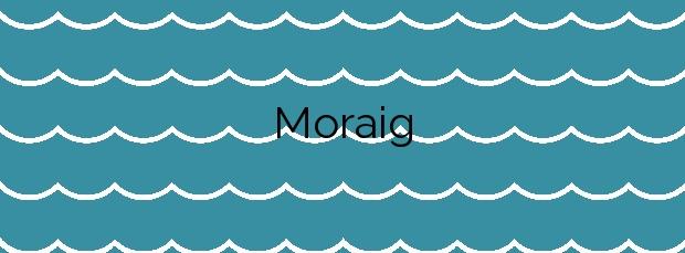 Información de la Playa Moraig en Benitachell
