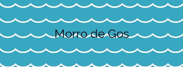 Información de la Playa Morro de Gos en Oropesa del Mar