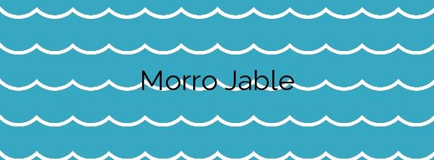 Información de la Playa Morro Jable en Pájara