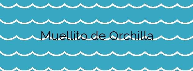 Información de la Playa Muellito de Orchilla en El Pinar de El Hierro