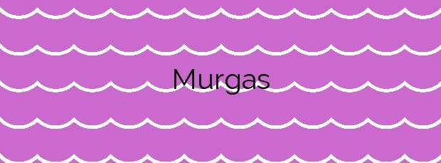 Información de la Playa Murgas en Los Llanos de Aridane