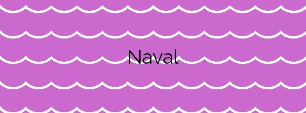 Información de la Playa Naval en Oleiros