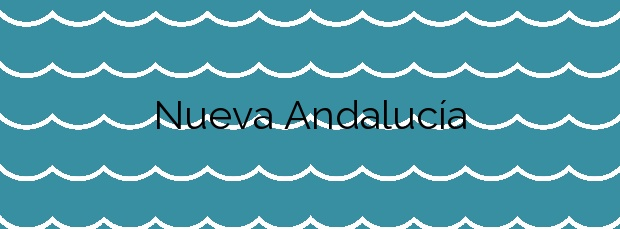 Información de la Playa Nueva Andalucía en Marbella