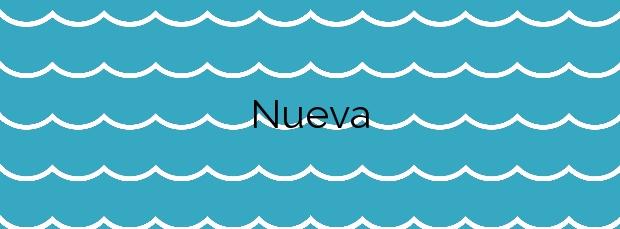Información de la Playa Nueva en Tazacorte