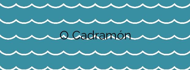 Información de la Playa O Cadramón en Ribadeo