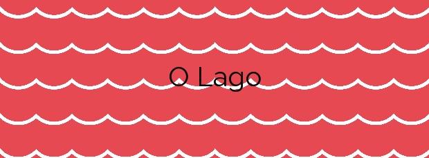 Información de la Playa O Lago en Muxía
