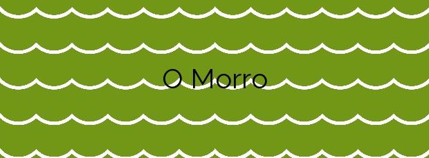 Información de la Playa O Morro en Ponteceso