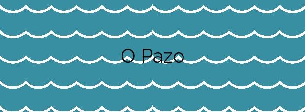 Información de la Playa O Pazo en Rianxo