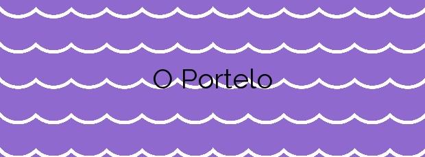 Información de la Playa O Portelo en Burela
